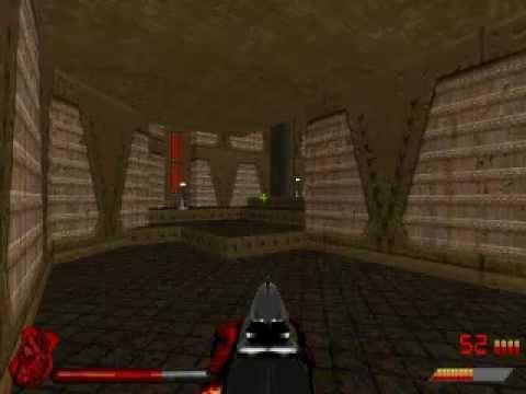 doom + hellspawn mod + quake mod