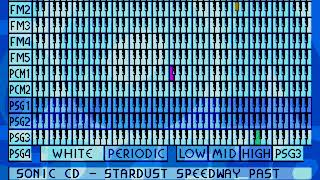 Video Dual PCM: Sonic CD - Stardust Speedway Past download MP3, 3GP, MP4, WEBM, AVI, FLV Desember 2017
