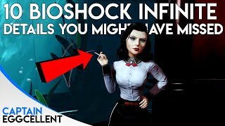 10 Tiny Bioshock Infinite Details You Probably Didn't Notice