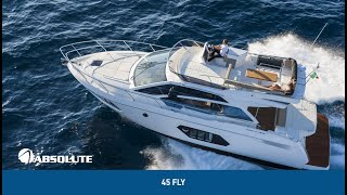 Video ABSOLUTE 45 FLY