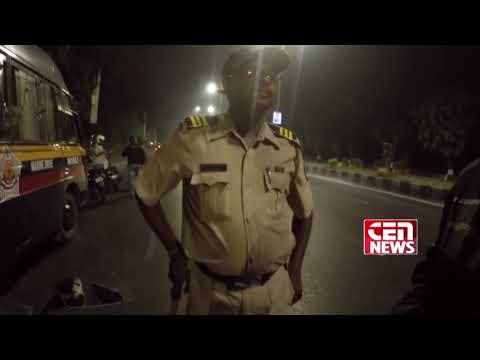 Mumbai Police (marine drive)