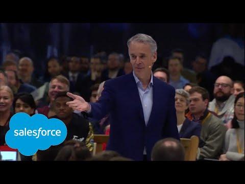 Salesforce World Tour New York — Ch. 1: Fourth Industrial Revolution