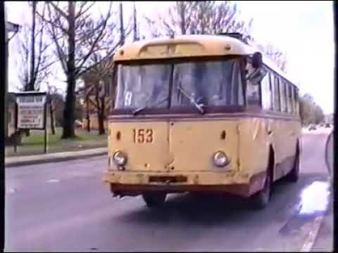 Tallinn´s public transport 1994 05