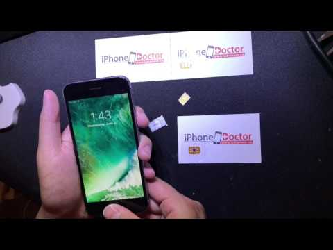 How to 5 Min SIM Unlock Activate iPhone 5/5S/6/6S/7 All Carriers Fido/Rogers/Telus/Bell/AT&T etc.