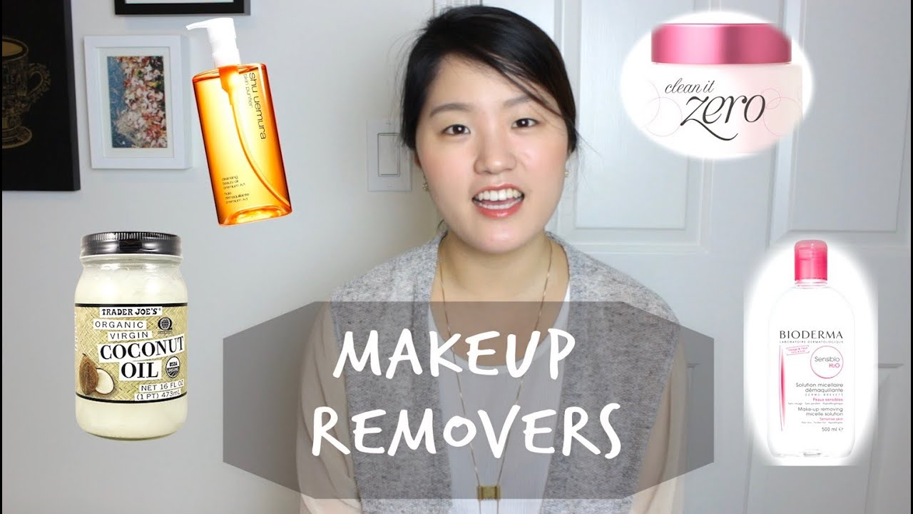 How to Choose Makeup Remover