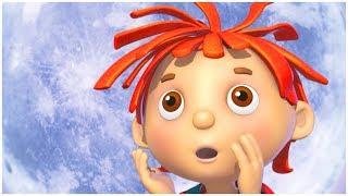 براعم | الدنيا روزي - التخييم في الطبيعة | رسوم متحركة للاطفال | كارتون