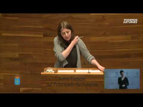 PNL Aplicación Ley Contratos Sector Público en Asturias