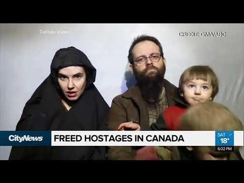 Joshua Boyle reveals horrific details of family's ordeal