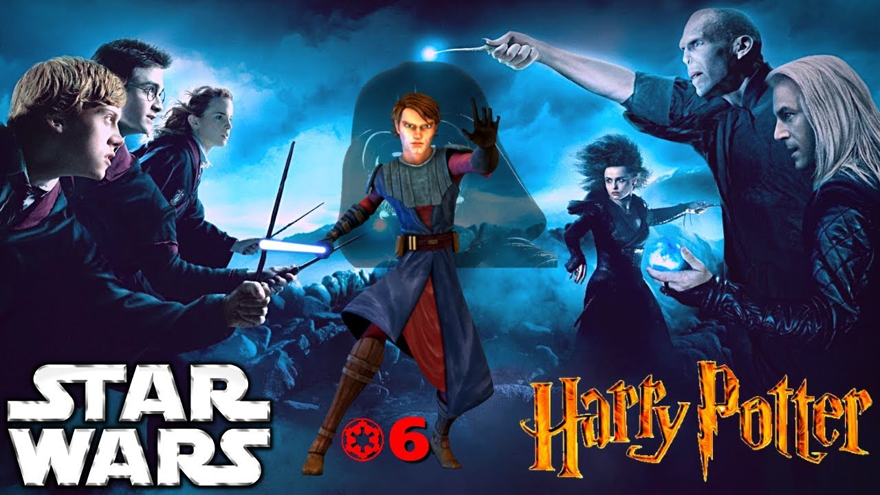Download What if Harry Potter was in Star Wars? Season 2 Episode 6