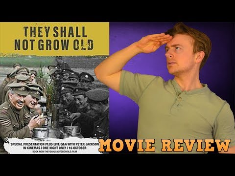 They Shall Not Grow Old (2019) - Movie Review (New Peter Jackson Documentary)