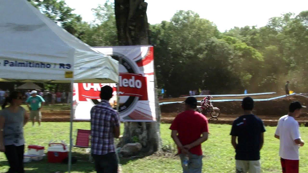 Motocross em palmitinho 11 12 2011 chico loko 15 e ricardo de