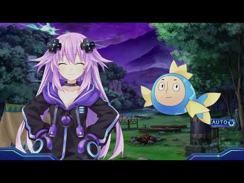 Megadimension Neptunia VII - Uzume's REAL Base |