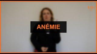 Santé - Anémie