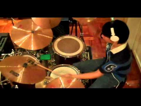 Love (CN Blue) Drum Cover by Ryan