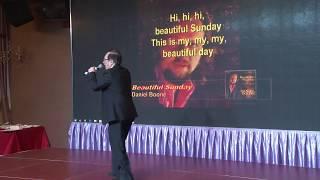 20200220, Paul Ng CNY Party, 加拿大風水大師, 伍子明, 新春晚宴, Lanny Shum Performance
