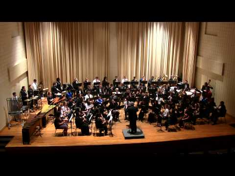 Fanfare and Flourishes for A Festive Occasion (James Curnow, Conducting)