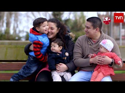 Matrimonio de Carabineros de Nueva Imperial en Teleton Chile 2015