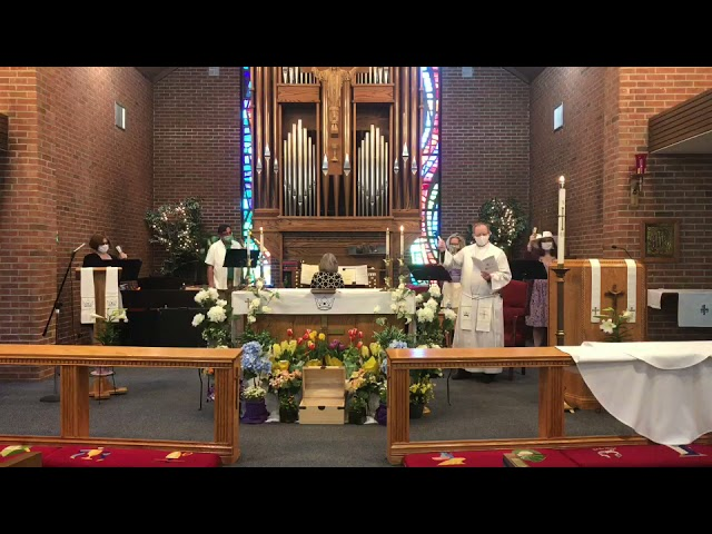 Easter Day - Festival Eucharist - 4/04/21