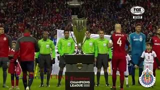 Toronto 1-2 Chivas Final Ida Concachampions 2018 17/Abr/2018