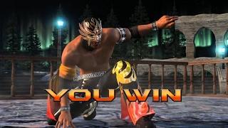 [PS3]Virtua Fighter 5 Final Showdown : El Blaze 20170220