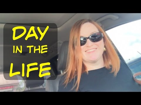Day in the Life of a Reseller Mom Ride Along Vlog - Thrift Ride Along - Making Money Selling Online