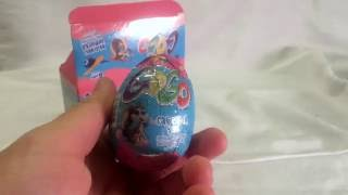 Unboxing Turkish Gogo Surprise Eggs