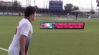 2018 Rafael Munoz-Vega - MSU Denver Men's Soccer
