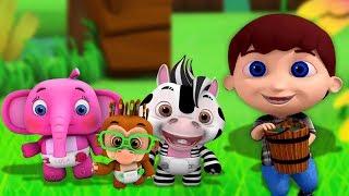 Diddle Diddle клецка | детские стишки | Детские песни | Little Treehouse | Diddle Diddle Dumpling