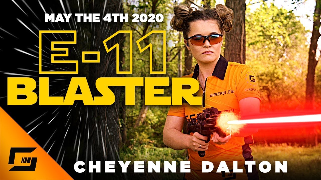 E11 Blaster Star Wars Review May The 4th 2020