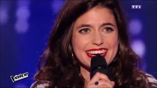 "Mary Ann ""Every Breath You Take"" - The Police The Voice France 5 2016"