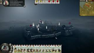 Total War SHOGUN 2 Обучение бой продвинутый уровень
