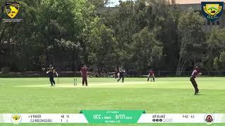 UCC vs Rockingham-Mandurah First Grade Round 1 - Chatfield Livestreaming Highlights