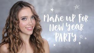 Сверкающий макияж для новогодней вечеринки | G.Bar | Oh My Look!