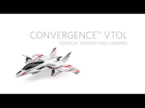 E-flite Convergence™ VTOL BNF Basic & PNP