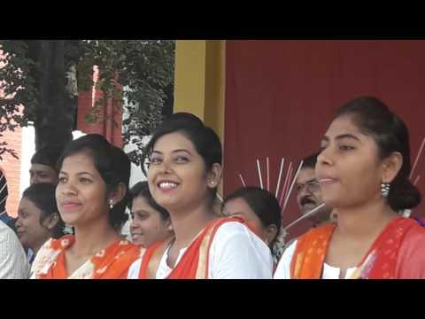 St Aloysius high school Ranchi celebrated children 'day
