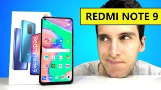 TENGO el Redmi Note 9 !!!!!! PRUEBAS y UNBOXING en español