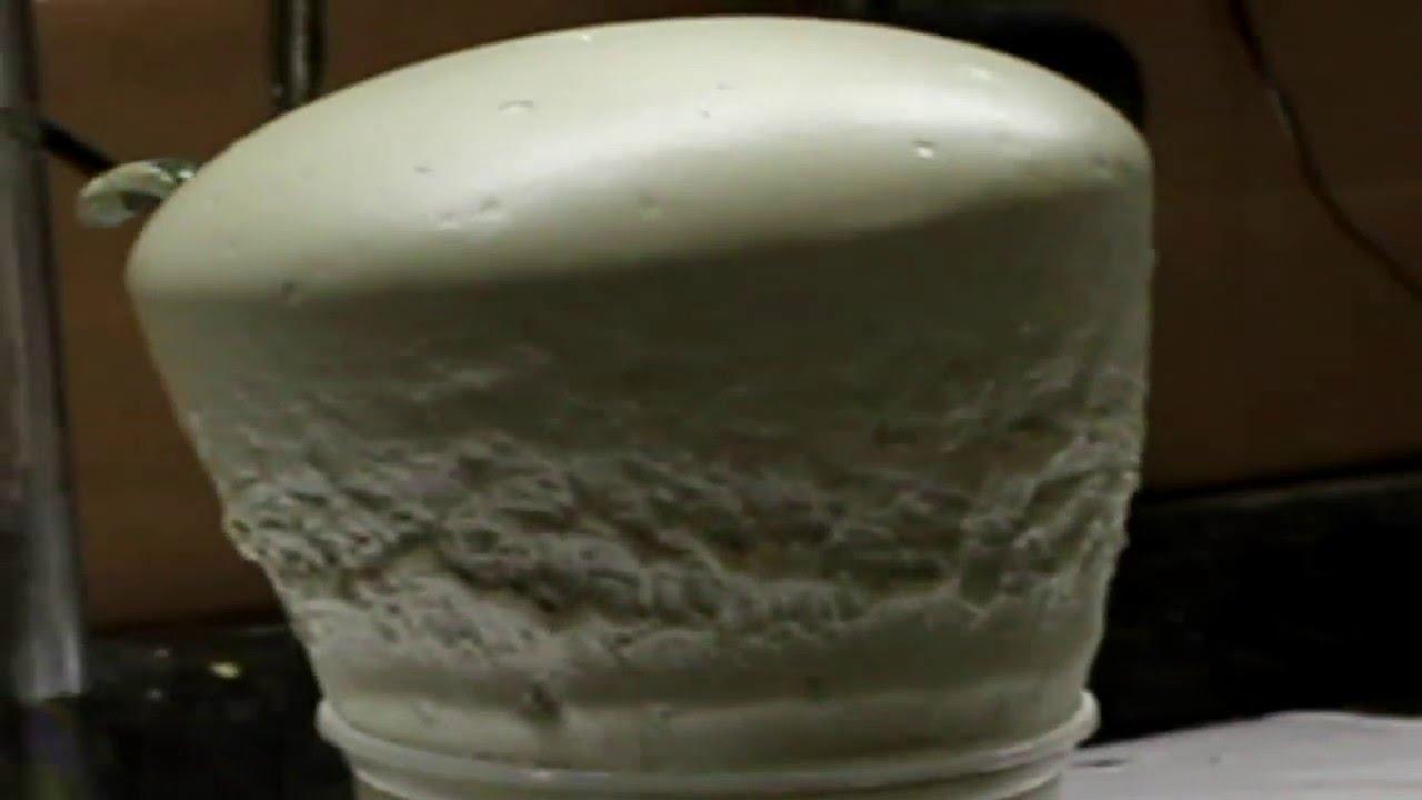 Polar insulation concrete lifting with polyurethane foam for Insulated concrete foam