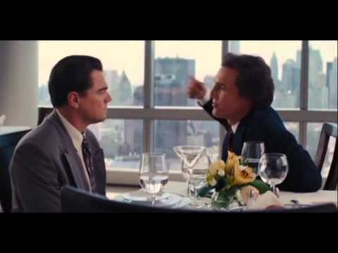 The Wolf of Wall Street - Money - It's NOT Real: by White Rabbit Trust