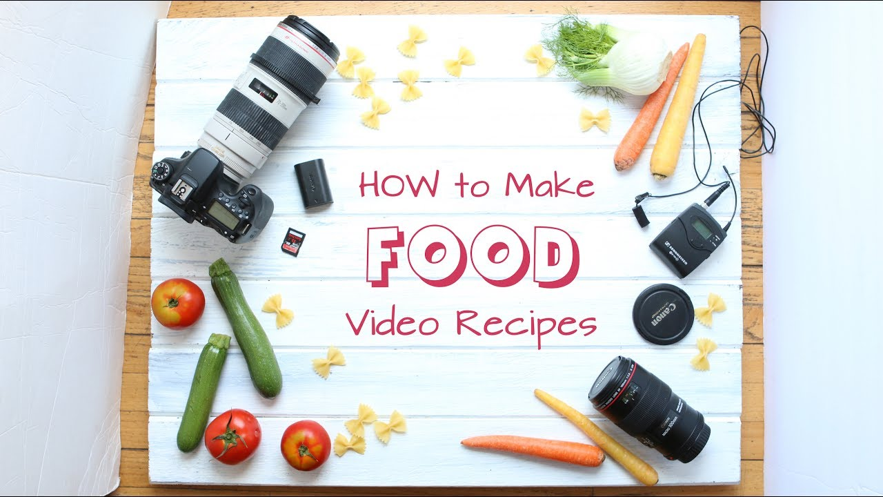 How to make cooking videos tutorial youtube how to make cooking videos tutorial forumfinder Gallery