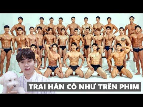 """REVIEW Con trai Hàn Quốc - Trai Hàn có thật sự đẹp trai, gia trưởng và hàng """"bé"""" như lời đồn?"""