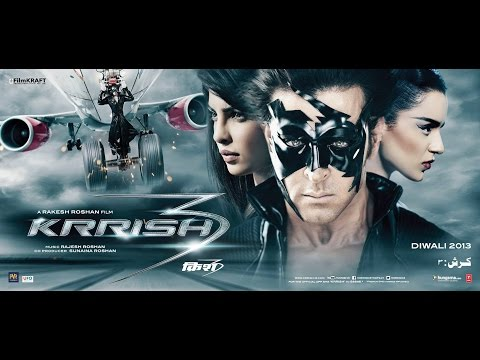 Download Krrish 3 in 1080p free in 4Gb