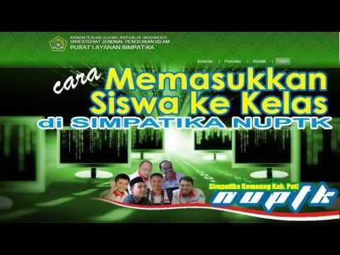 Hasil gambar untuk CARA MEMASUKKAN/MEMINDAHKAN SISWA KE DAFTAR KELAS MASING-MASING