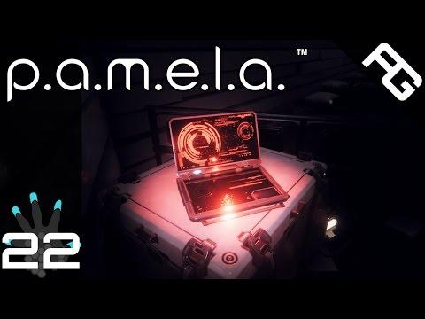 Sleeping Under an Open Sky - Let's Play PAMELA - Ep 22 - PAMELA Gameplay - p.a.m.e.l.a. early access