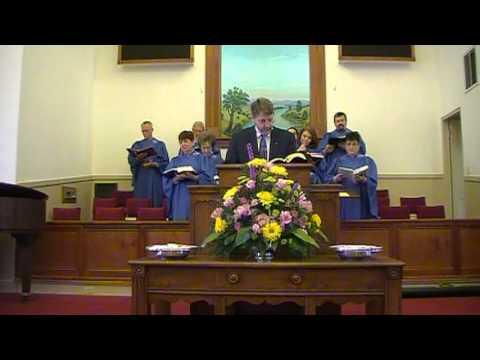 Utica Baptist Church - March 17, 2013