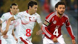 Tunisia Vs Egypt ( 8-4) ALL GOALS since 2000!