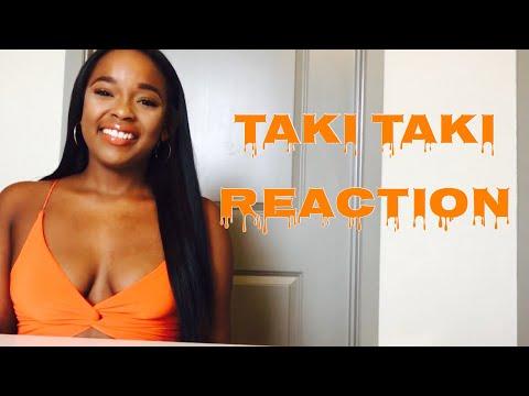DJ Snake feat Selena Gomez, Ozuna & Cardi B – Taki Taki (REACTION)