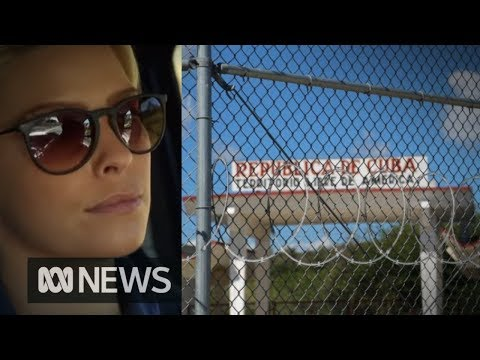Inside Guantanamo Bay: beautiful, weird and frustrating | ABC News