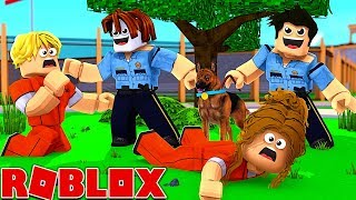 ON ADOPTE OF POLICE DOGS ON MADCITY! Roblox