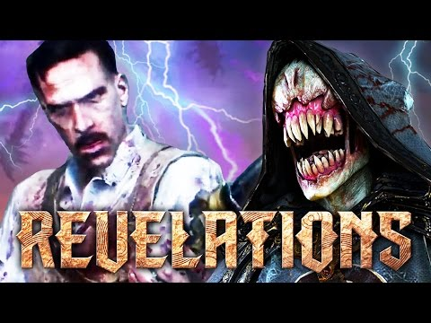 REVELATIONS DLC 4: THE BACKSTORY OF THE BATTLES (Black Ops 3 Zombies DLC 4)