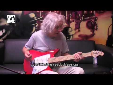 Albert Lee - Guitar Lesson